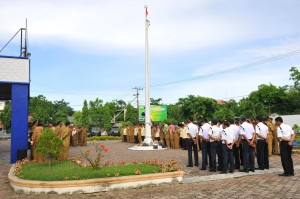 Apel Perdana Badan Arpus Aceh